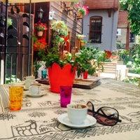 Photo taken at Sümmeler Konuk Evi by Orçun Ö. on 6/13/2015