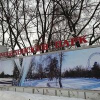 Снимок сделан в Автостанция «Партизанская» пользователем Sergei L. 2/10/2013