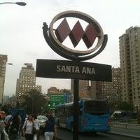 Foto tomada en Metro Santa Ana por Yago S. el 1/21/2013