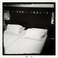 Photo taken at Ballindins Superior Hotel Saint Maur by Jeff S. on 12/15/2012