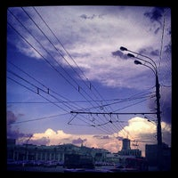 Снимок сделан в Большая Сухаревская площадь пользователем Indigales 5/16/2013