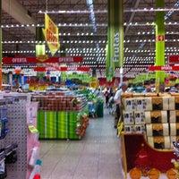 Foto tirada no(a) Extra Hiper por Inez em 11/7/2012