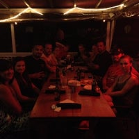 Photo taken at Tin Top Restaurant & Oyster Bar by Jim D. on 9/21/2012