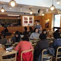 Photo taken at 미스터 시래기 by Hakjoon L. on 3/17/2014