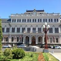 Photo taken at Казанская ратуша by Gulya S. on 6/14/2013