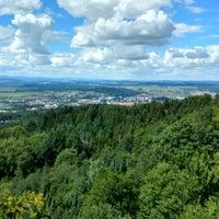 Photo taken at Rozhledna Jarník by Filip V. on 8/20/2017