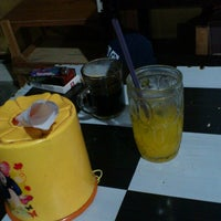 Photo taken at Bola Coffe Semeru by dewi s. on 8/3/2014