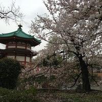 Foto scattata a 不忍池弁天堂 da かずみん il 3/29/2013
