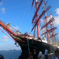 Photo taken at Black Sea Tall Ships 2014 by Ionut A. on 5/25/2014