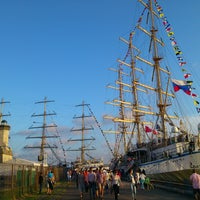 Photo taken at Black Sea Tall Ships 2014 by Ionut A. on 5/24/2014