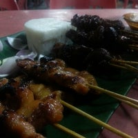 Photo taken at Satay Ismail by Mohd S. on 7/4/2013