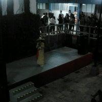 Photo taken at Facultad de Derecho by Fertz O. on 10/31/2012