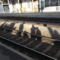 Photo taken at Gare d'Aigle by Alex G. on 1/2/2013