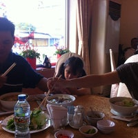 Photo taken at Saigon Cantho Hotel by Giang T. on 2/14/2013