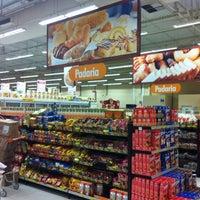 Photo taken at Supermercado Cidade Alternativo by Lucas L. on 9/20/2013