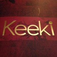 Photo taken at Keeki Restaurante Japonês by Flávio M. on 5/19/2013