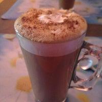 Photo taken at Café Lotus Bleu by Tina on 10/24/2012
