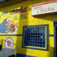 Foto tomada en Super Chicha por Jorge R. el 9/21/2012