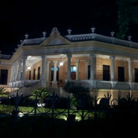 Photo taken at Paseo de Montejo by Jorge R. on 9/28/2012