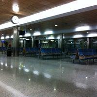 Photo taken at Aeropuerto de Santander - Seve Ballesteros by David P. on 3/10/2013