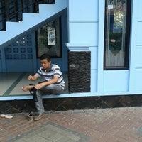 Photo taken at Masjid Nurul Maa'i PDAM by Fajar H. on 3/27/2014