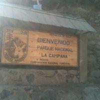Photo taken at Parque Nacional La Campana by Camilo on 3/3/2013