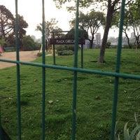 Photo taken at Plaza Grecia by Camilo on 9/6/2014