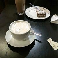 Photo taken at Café Moda by Marriane B. on 10/18/2014