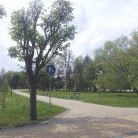 Photo taken at Alejki by Konrad J. on 5/10/2013