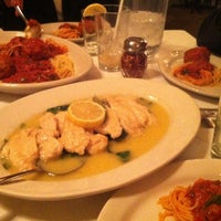 Photo taken at Carmine's Italian Restaurant - Upper West Side by Maria Eugênia A. on 11/18/2012