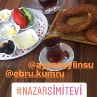 Photo taken at Nazar Simit Sarayı by Ebru K. on 12/3/2017