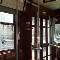 Photo taken at St. Charles Line Streetcar by Matthew P. on 11/30/2012