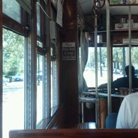Photo taken at St. Charles Line Streetcar by Matthew P. on 9/17/2012