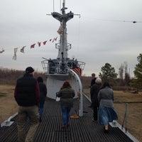 Photo taken at USS Batfish Memorial by Denis L. on 2/4/2017