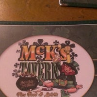 Photo taken at McK's Tavern by Terrill C. on 5/24/2013