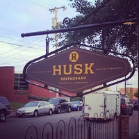 Photo taken at Husk by Brent B. on 6/1/2013
