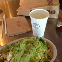 Photo taken at Chipotle Mexican Grill by Farrah A. on 1/2/2013
