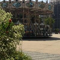 Photo taken at Place de Verdun by Sonia L. on 7/15/2013