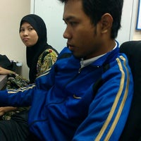Photo taken at EBI Resources Sdn Bhd by Buu K. on 9/19/2012
