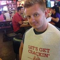 Photo taken at Joe's Crab Shack by Lauren on 5/11/2013