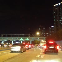 Photo taken at Seoul Toll Gate by HyunChang K. on 9/30/2012