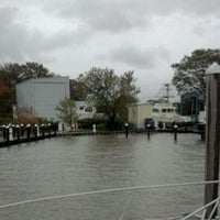 Photo taken at Weaver's Marine Service by Mark H. on 10/30/2012