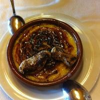 Photo taken at Restaurant La Garrofa by Francesc G. on 10/21/2012