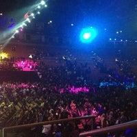 Photo taken at Mandalay Bay Events Center by Kiki F. on 12/17/2012