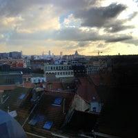 Photo taken at Ministère de la Fédération Wallonie-Bruxelles by Spinette J. on 12/11/2012