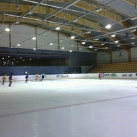 Photo taken at Vidzemes Ledus Halle by Kristaps J. on 12/14/2012