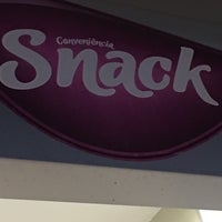 Photo taken at Conveniência Snack by Sandra C. on 3/19/2017