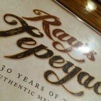 Photo taken at Ray's Tepeyac by Andrew B. on 10/26/2014