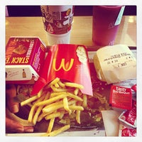 Photo taken at McDonald's by Andrew B. on 7/5/2013