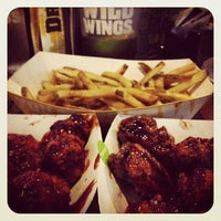Photo taken at Buffalo Wild Wings by Andrew B. on 7/14/2013